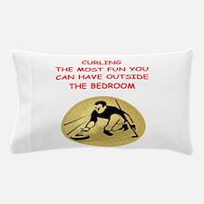 curling,curler Pillow Case