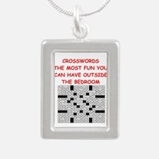 crosswords Necklaces