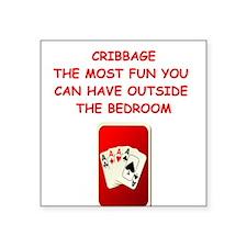 cribbage Sticker