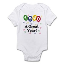 1940 A Great Year Infant Bodysuit