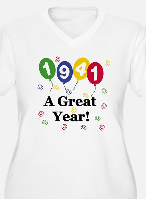 1941 A Great Year T-Shirt