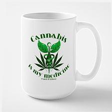 Cannabis is my medicine Mugs
