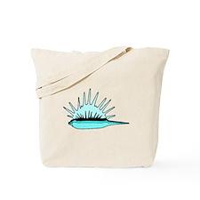 Spikey Sea Shell Tote Bag