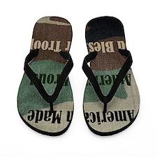 American Military Flip Flops