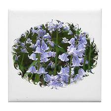 Bluebells Tile Coaster