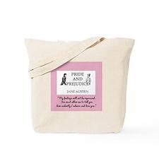 Pride & Prejudice, Darcy Tote Bag