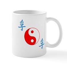 zen t-shirt Mugs