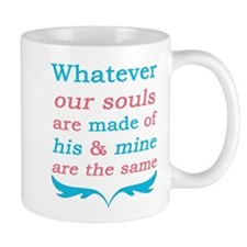Wuthering Heights Our Souls Mug