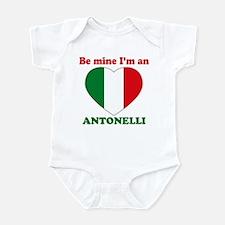 Antonelli, Valentine's Day Infant Bodysuit