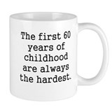 60th Coffee Mugs