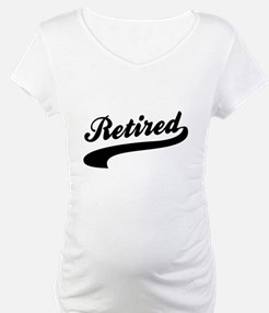 Relax I'm Retired Shirt