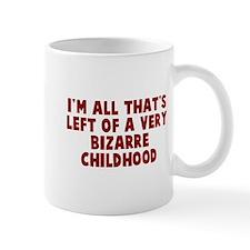Bizarre Childhood Mug