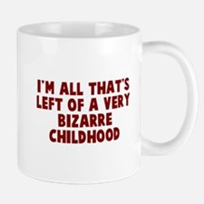 Bizarre Childhood Mug