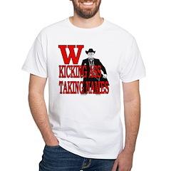 Sheriff W George Bush Cowboy Shirt