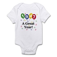 1947 A Great Year Infant Bodysuit