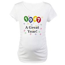 1947 A Great Year Shirt