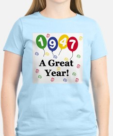 1947 A Great Year T-Shirt