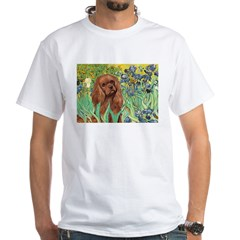 Irises & Ruby Cavalier Shirt