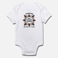 Cicadas 2007 Infant Bodysuit