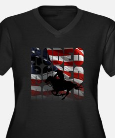 rodeo-44 Plus Size T-Shirt
