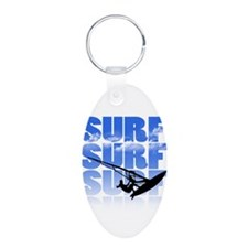 windsurfer Keychains