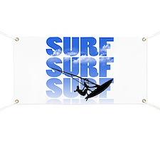 windsurfer Banner