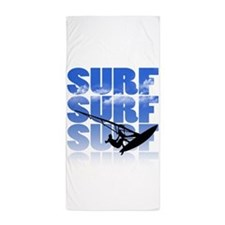 windsurfer Beach Towel