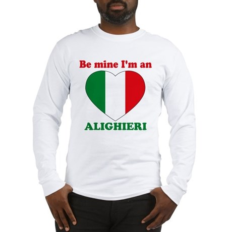 Alighieri, Valentine's Day Long Sleeve T-Shirt