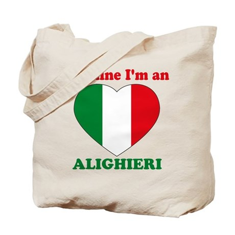 Alighieri, Valentine's Day Tote Bag