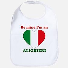 Alighieri, Valentine's Day Bib