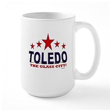 Toledo The Glass City Mug