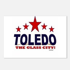 Toledo The Glass City Postcards (Package of 8)