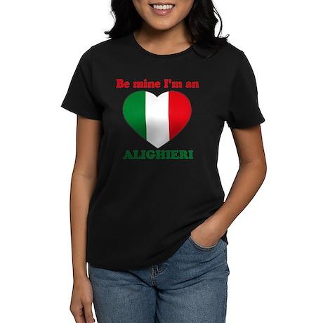 Alighieri, Valentine's Day Women's Dark T-Shirt