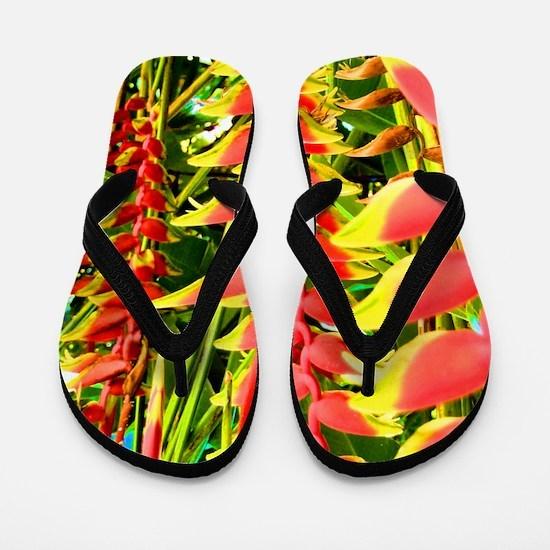 Cute Australia day Flip Flops