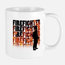 firefighter-097 Mugs