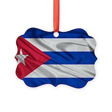 Cuban Flag Ornament