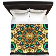 Unique Mandala King Duvet