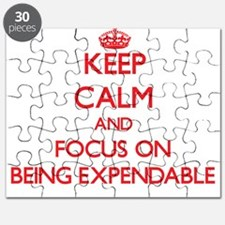 Funny Expendables Puzzle