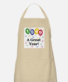 1949 A Great Year BBQ Apron