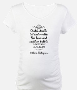 Macbeth Shakespeare Witches Shirt