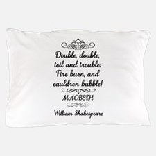 Cute Toil and trouble Pillow Case