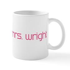 The future Mrs. Wright Mug