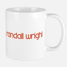 the future mrs. randall wrigh Mug