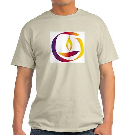 Rainbow Chalice Light T-Shirt