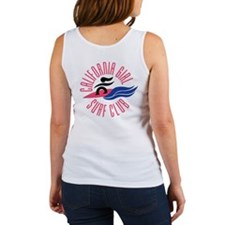 California Girl Surf Club Women's Tank Top