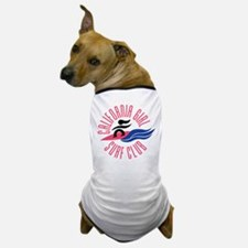 California Girl Surf Club Dog T-Shirt