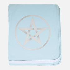 Cute Pentagram baby blanket