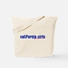 California Girls Make Better Surfers Tote Bag