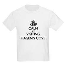 Keep calm by visiting Hagen'S Cove Florida T-Shirt