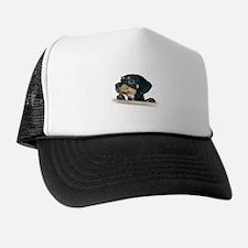 Daschund Illustration -  Trucker Hat